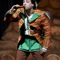 bari steals show in COC's delightful 'Flute'
