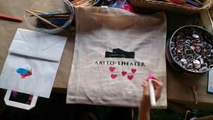 Foto zum Theaterfest (Foto: Saad Hamza)