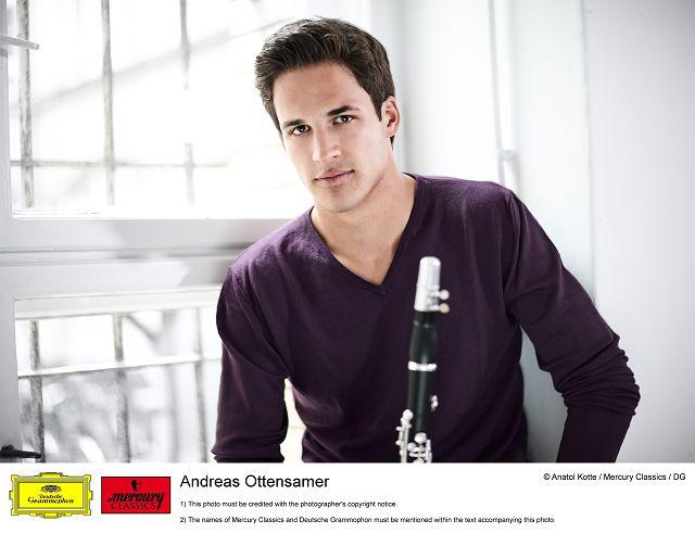 Andreas Ottensamer © Anatol Kotte / DG