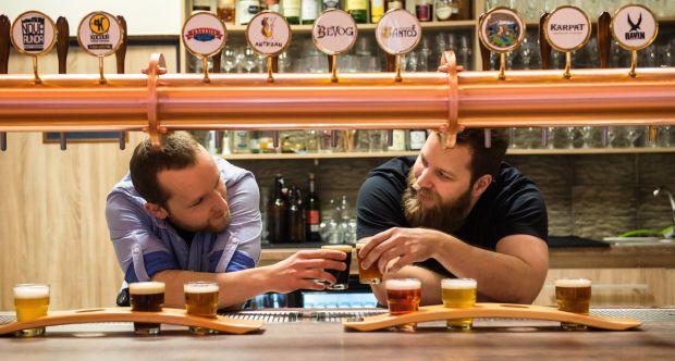 Beervana: Na pivovar už nechceli čakať, tak si otvorili podnik