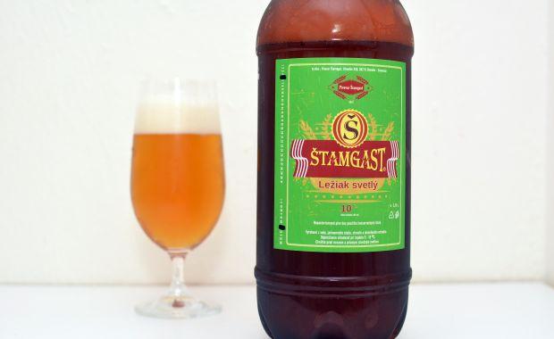 Toto je najlacnejšie remeselné pivo u nás (Štamgast 10)