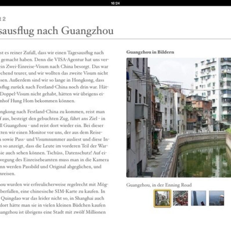 Screenshot: eBook China