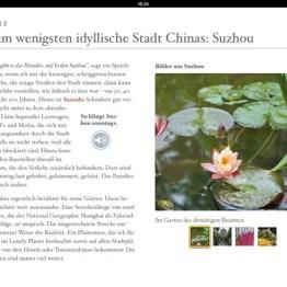 Bildergalerie im eBook China