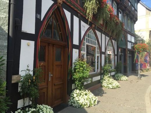Fachwerk in Einbeck