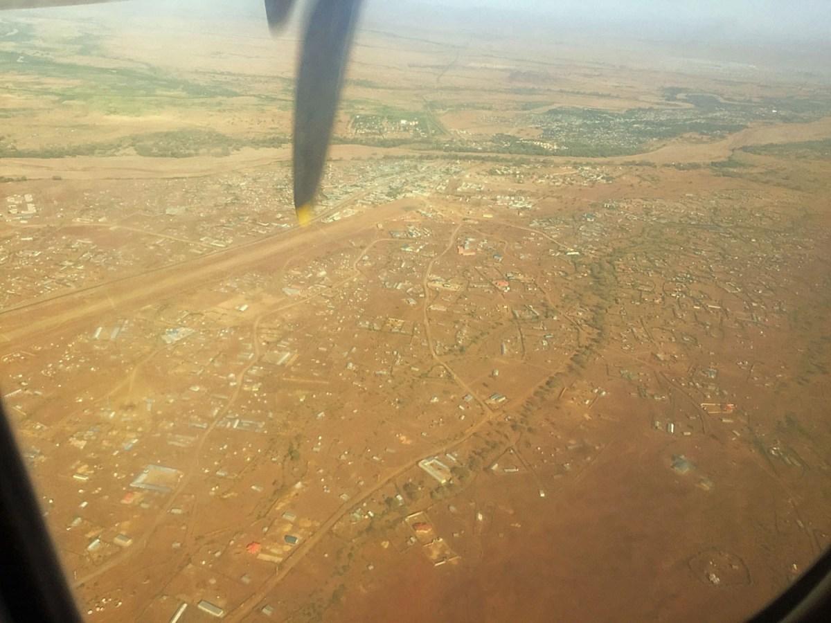 Willkommen in Kakuma