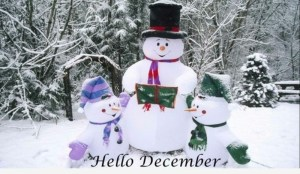 Hello December Images, Quotes