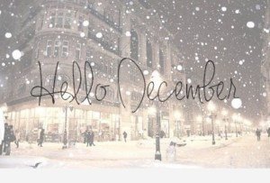 Images, Quotes Hello December
