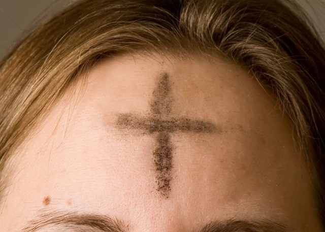 Ash Wednesday Pics