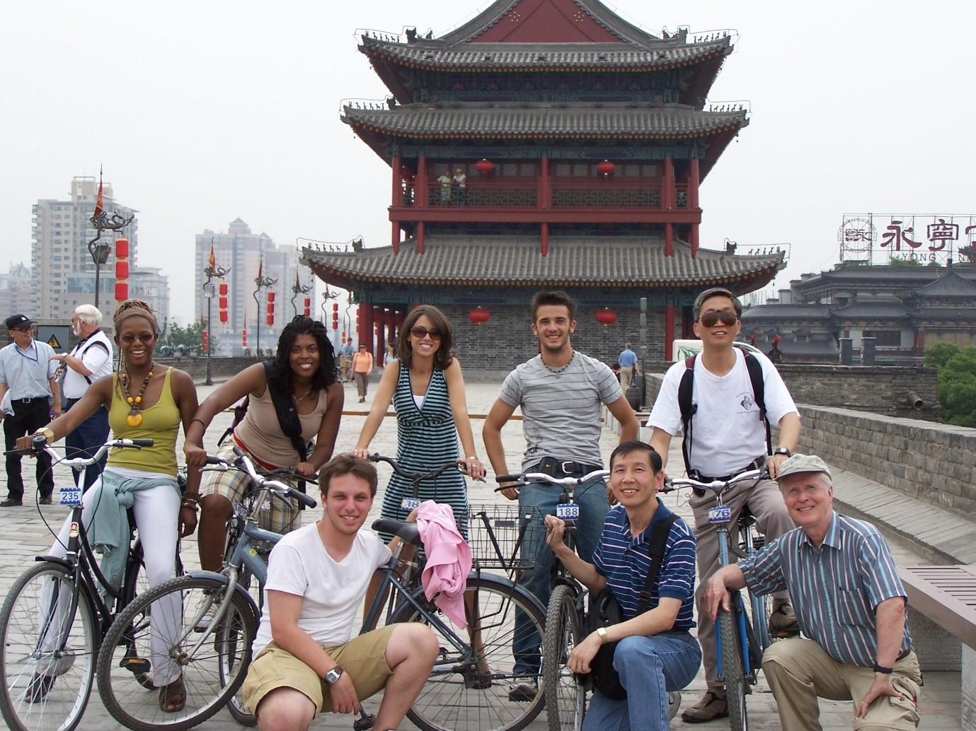 Beasiswa di China