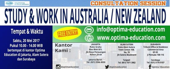 study and work in australia