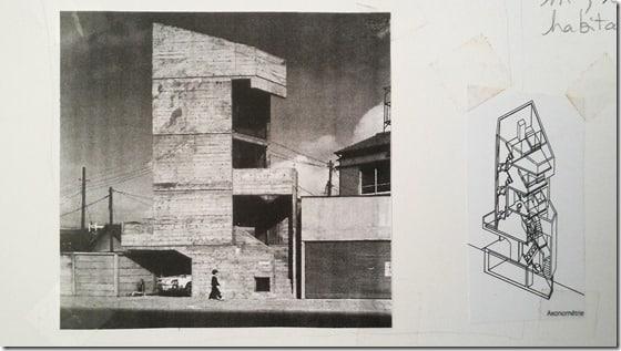Azuma 1966 maison de 6 étages 20m2