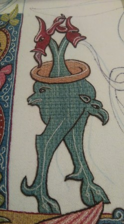 Dark Gareth Says Being Silly Because Medieval Scribes Possibly Haveknown About An Obscure Tropical Plant That Was Only Identified A Few Opusanglicanum One Work Page