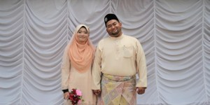 Amir & Finaz : The Solemnization
