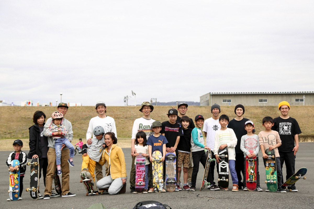 DAY457!!!!今日はLOCAL-BOYZ SKATE SHOP SKATEBOARD SCHOOLへ!!!!