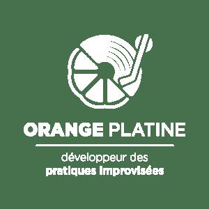 Orange Platine - Développeur des pratiques improvisées