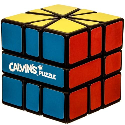 Calvin's Puzzle Square 1 - Black