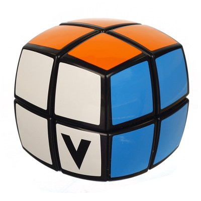 V-CUBE 2 Black - Pillowed