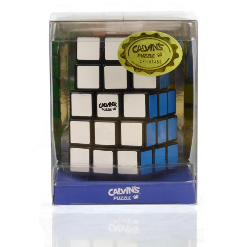 Calvin's Puzzles 3x3x5 Cuboid - Black - In Packaging