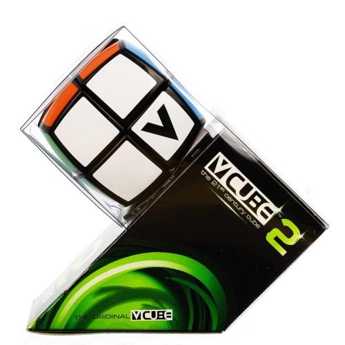 V-CUBE 2 Pillowed - Black - In Packaging
