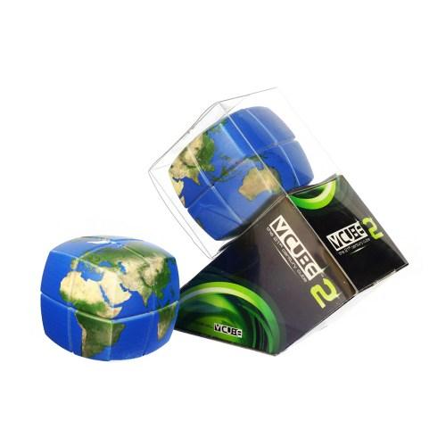 V-CUBE 2 Pillowed - Earth