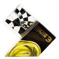 V-CUBE 3 Flat - Chessboard - In Packaging