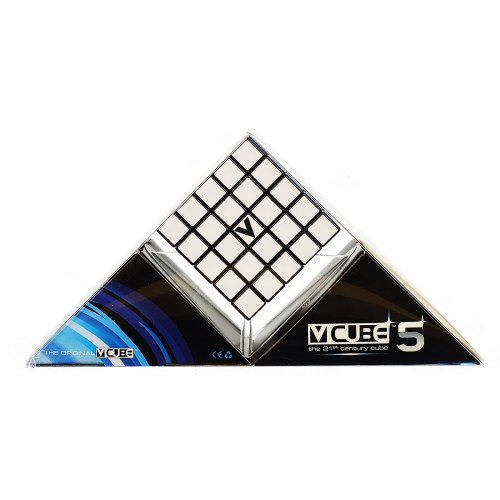 V-CUBE 5 - Black - In Packaging