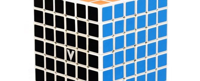 V-CUBE 6 Flat - White