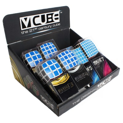 V-CUBE Small Counter Display Case