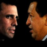 ¿La Intención de voto entre Capriles y Chávez se está polarizando?