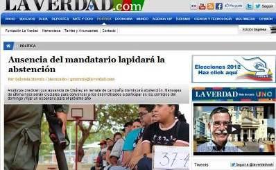 Entrevista a Oswaldo Ramirez C_ORC Consultores_Diario La Verdad_11dic2012