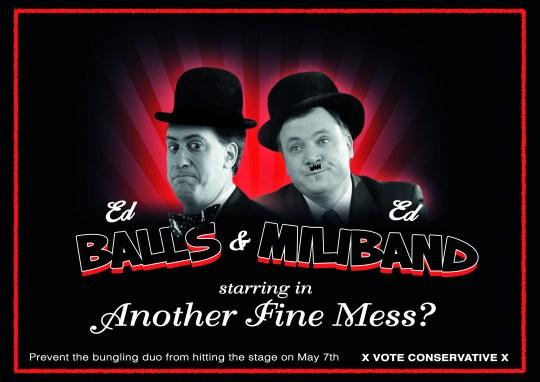 Balls and Miliband