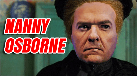 Nanny George Osborne