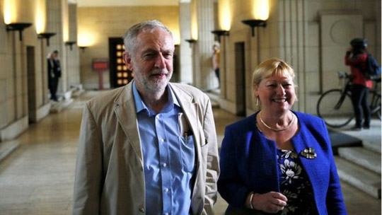 Pat Glass Corbyn