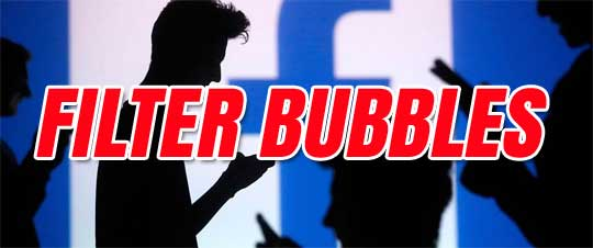 Social Media's Filter Bubble Driving Political Anger