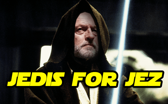 JEDIS FOR JEZ