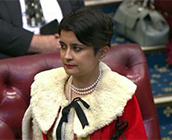 Baroness Shami(less)