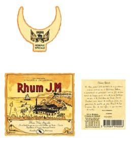 Rhum JM