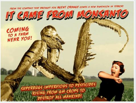 anti-GMO meme