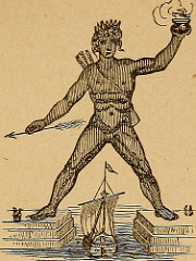Colossus of Rhodes photo