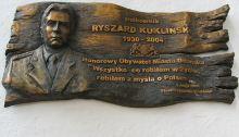 Kuklinski plaque Gdansk