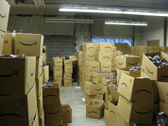 amazon warehouse photo