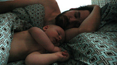 co-sleeping photo