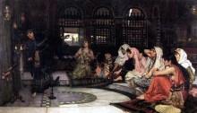 John_William_Waterhouse_oracle_1884