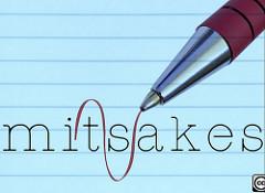 mistakes photo