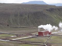 geothermal power photo