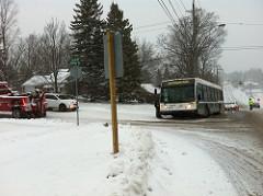 icy road photo