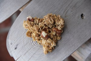 heart granola