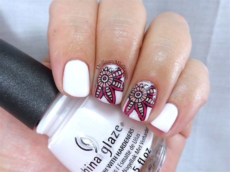 {NailCandi review} Manicure mat - MoYou Your magic workshop [pic heavy]