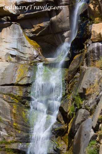 Devil's Punch Bowl - Cedar Creek Falls San Diego, California