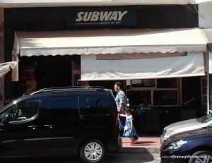 Subway: Salon de Thé